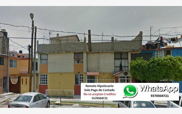 Foto de casa en venta en  1, narciso bassols, gustavo a. madero, distrito federal, 1807488 No. 01