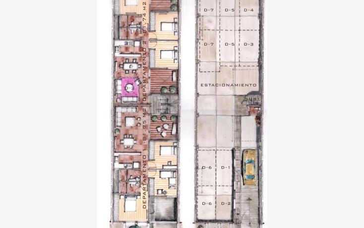 Foto de departamento en venta en  1, narvarte poniente, benito juárez, distrito federal, 2453254 No. 10