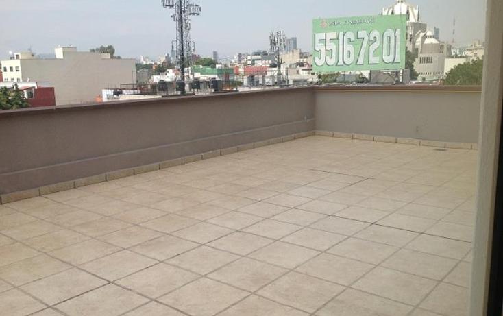 Foto de departamento en renta en  1, narvarte poniente, benito juárez, distrito federal, 2555694 No. 14