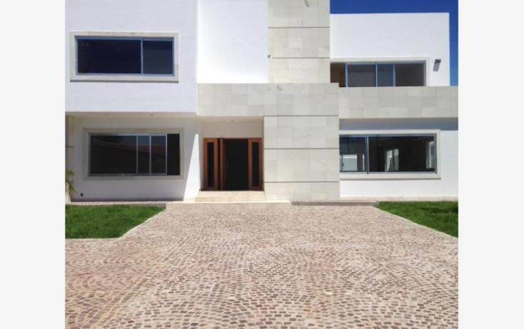 Foto de casa en venta en  1, nuevo juriquilla, querétaro, querétaro, 1372225 No. 01