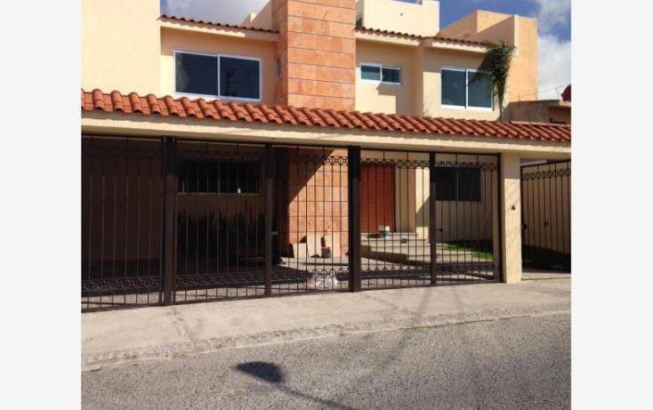 Foto de casa en venta en  1, nuevo juriquilla, querétaro, querétaro, 1372589 No. 01