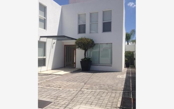 Foto de casa en renta en  1, nuevo juriquilla, querétaro, querétaro, 1751680 No. 01