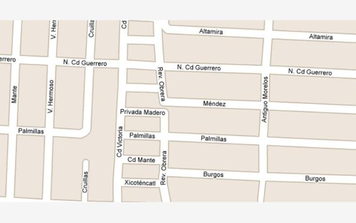 Foto de terreno habitacional en venta en  1, obrera, reynosa, tamaulipas, 880189 No. 02