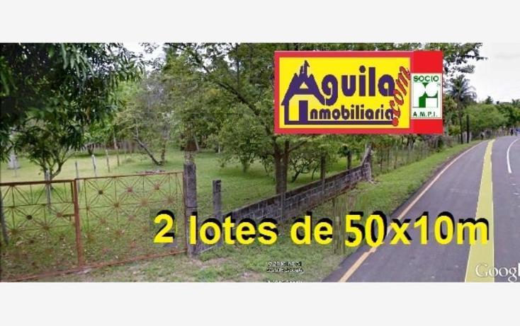Foto de terreno habitacional en venta en  1, occidente 3a sección, comalcalco, tabasco, 1649634 No. 03