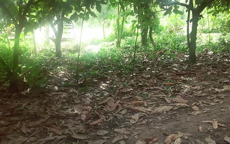 Foto de terreno habitacional en venta en  1, occidente 3a sección, comalcalco, tabasco, 1649634 No. 06
