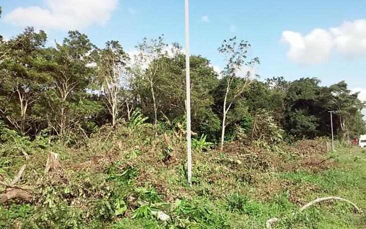 Foto de terreno habitacional en venta en  1, occidente 3a sección, comalcalco, tabasco, 1649634 No. 07