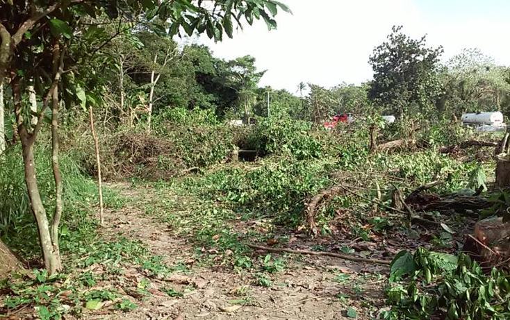 Foto de terreno habitacional en venta en  1, occidente 3a sección, comalcalco, tabasco, 1649634 No. 08