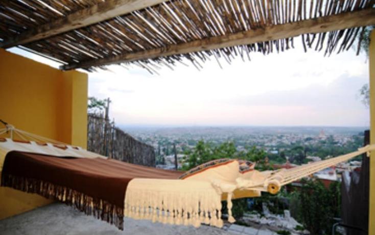 Foto de casa en venta en  1, ojo de agua, san miguel de allende, guanajuato, 680713 No. 04