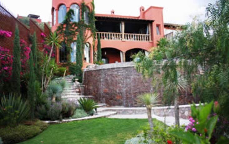 Foto de casa en venta en  1, ojo de agua, san miguel de allende, guanajuato, 680713 No. 06