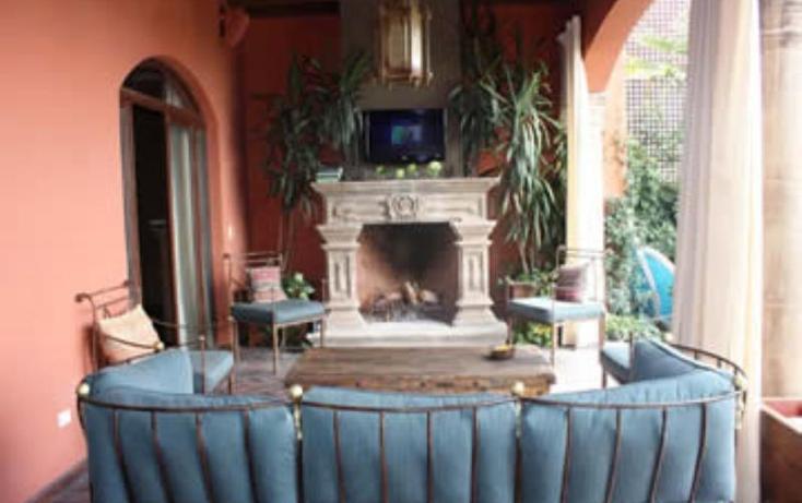 Foto de casa en venta en  1, ojo de agua, san miguel de allende, guanajuato, 680713 No. 11