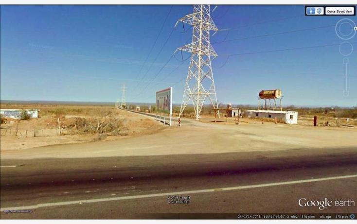 Foto de terreno habitacional en venta en  1, olas altas, la paz, baja california sur, 1006231 No. 04
