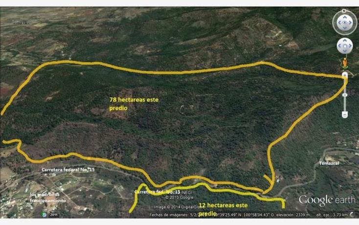 Foto de terreno habitacional en venta en  1, palo bonito, tlalpujahua, michoacán de ocampo, 466746 No. 01
