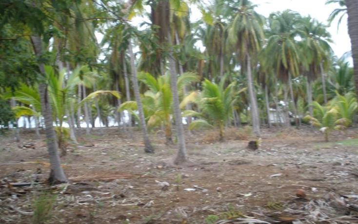 Foto de terreno habitacional en venta en  1, papanoa, técpan de galeana, guerrero, 415762 No. 02