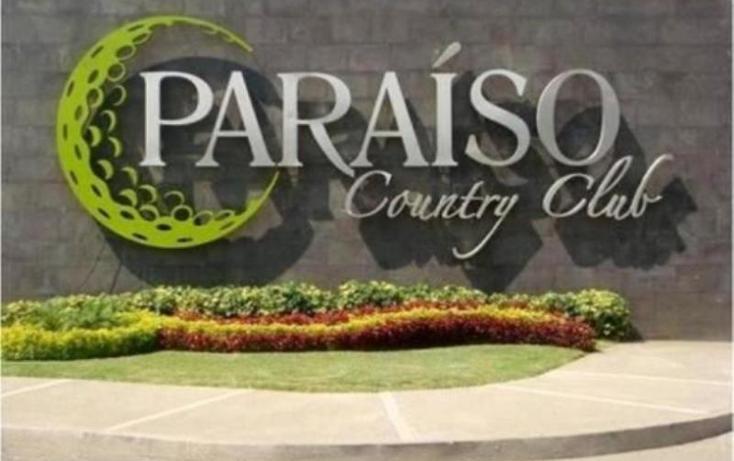 Foto de terreno habitacional en venta en  1, paraíso country club, emiliano zapata, morelos, 1191369 No. 09