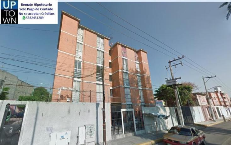 Foto de departamento en venta en  1, paraje zacatepec, iztapalapa, distrito federal, 2041108 No. 01