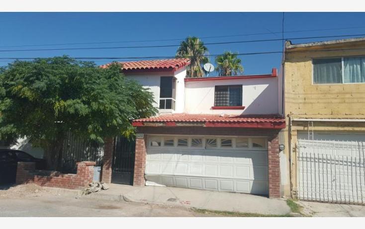 Foto de casa en venta en  1, paula, ju?rez, chihuahua, 1897304 No. 01