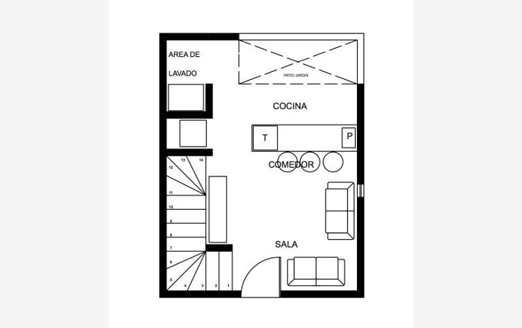 Foto de casa en venta en  1, paulino aguilar paniagua, tuxtla guti?rrez, chiapas, 978359 No. 04