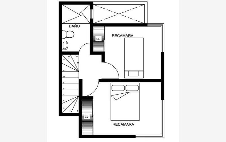 Foto de casa en venta en  1, paulino aguilar paniagua, tuxtla guti?rrez, chiapas, 978359 No. 07