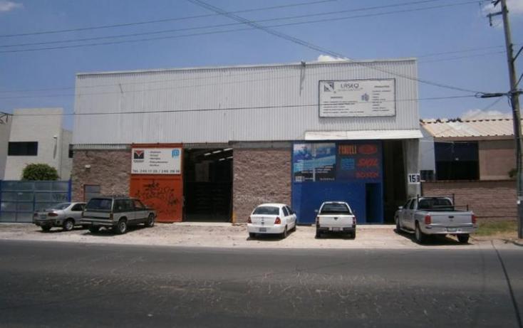 Foto de bodega en renta en  1, peñuelas, querétaro, querétaro, 385400 No. 04