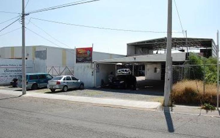 Foto de nave industrial en venta en  1, peñuelas, querétaro, querétaro, 678997 No. 01