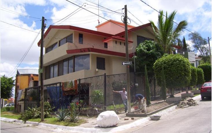 Foto de casa en venta en  1, pinar de la calma, zapopan, jalisco, 1900792 No. 01