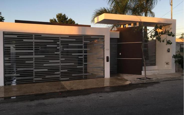 Foto de casa en venta en  1, pinzon, m?rida, yucat?n, 1953326 No. 01