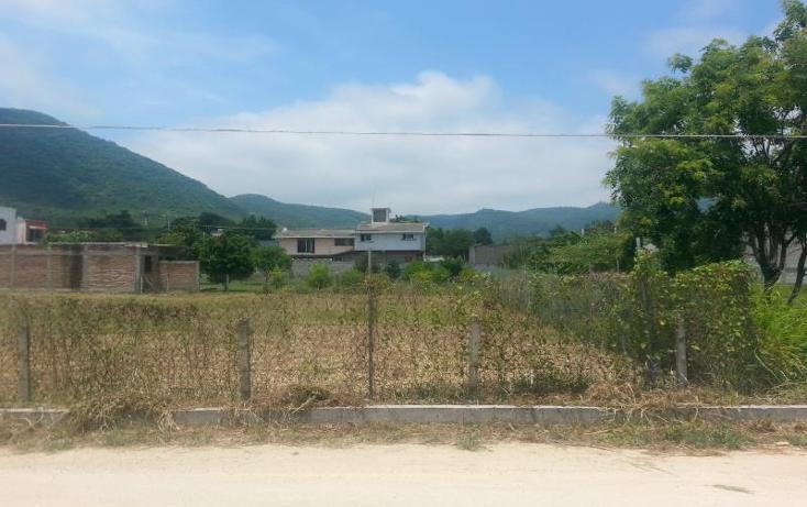 Foto de terreno habitacional en venta en  1, plan de ayala, tuxtla guti?rrez, chiapas, 1531424 No. 03