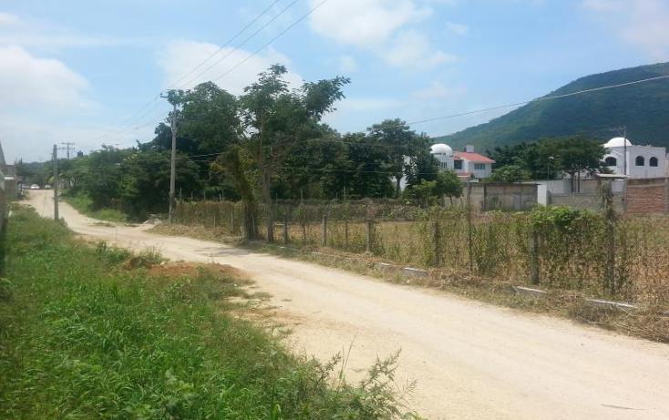 Foto de terreno habitacional en venta en  1, plan de ayala, tuxtla guti?rrez, chiapas, 1531424 No. 05