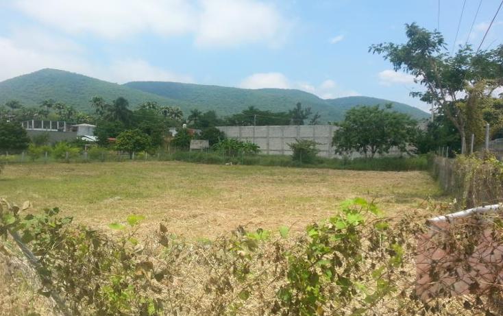 Foto de terreno habitacional en venta en  1, plan de ayala, tuxtla guti?rrez, chiapas, 1531424 No. 07