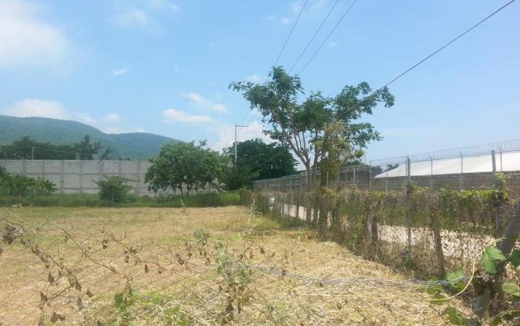 Foto de terreno habitacional en venta en  1, plan de ayala, tuxtla guti?rrez, chiapas, 1531424 No. 08