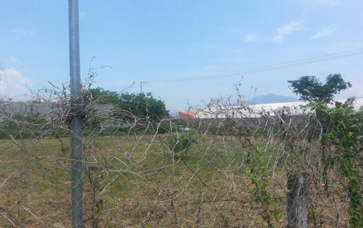 Foto de terreno habitacional en venta en  1, plan de ayala, tuxtla guti?rrez, chiapas, 1531424 No. 10