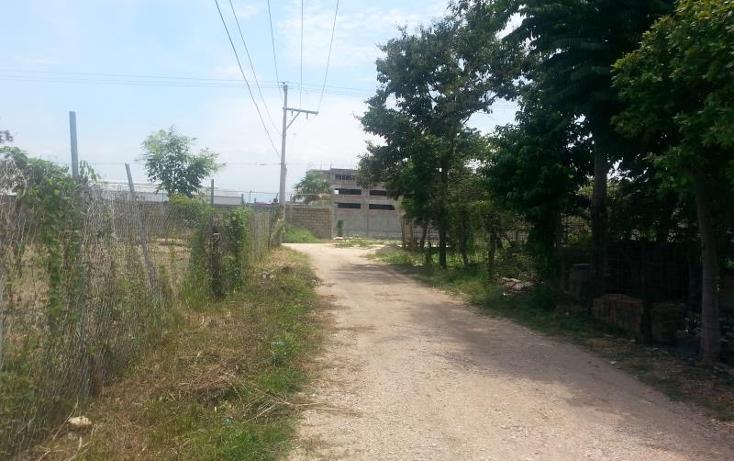 Foto de terreno habitacional en venta en  1, plan de ayala, tuxtla guti?rrez, chiapas, 1531424 No. 12