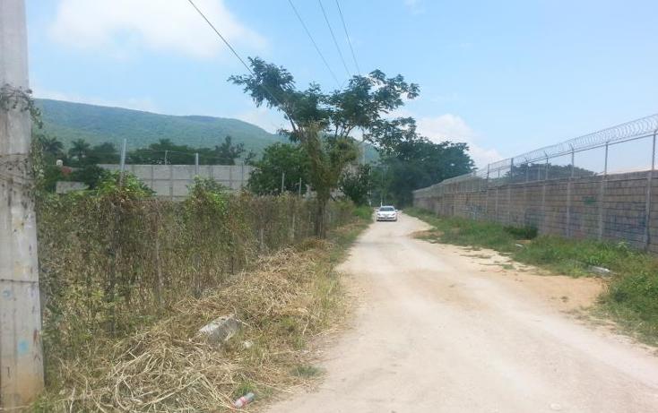 Foto de terreno habitacional en venta en  1, plan de ayala, tuxtla guti?rrez, chiapas, 1531424 No. 13