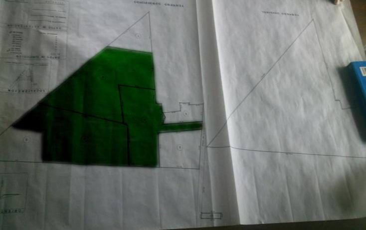 Foto de terreno habitacional en venta en  1, primero de mayo, zumpango, méxico, 1470839 No. 02