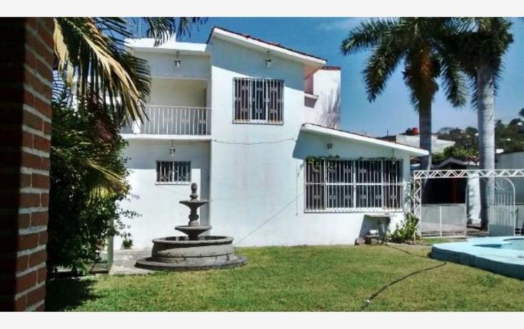 Foto de casa en venta en  1, progreso, jiutepec, morelos, 1392577 No. 01