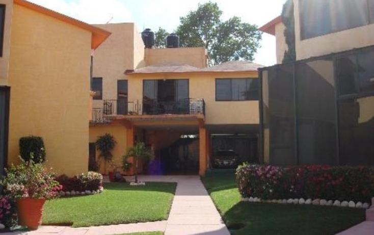 Foto de casa en venta en  1, provincias del canad?, cuernavaca, morelos, 485946 No. 02