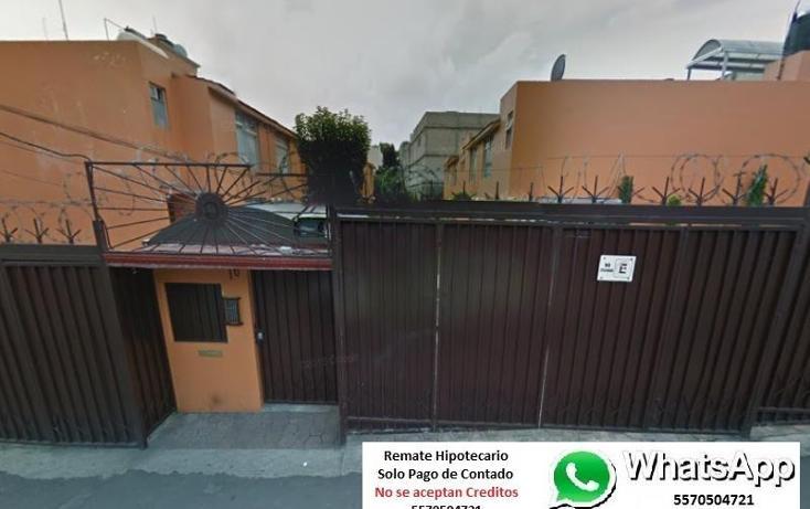 Foto de casa en venta en  1, pueblo nuevo bajo, la magdalena contreras, distrito federal, 1807576 No. 01
