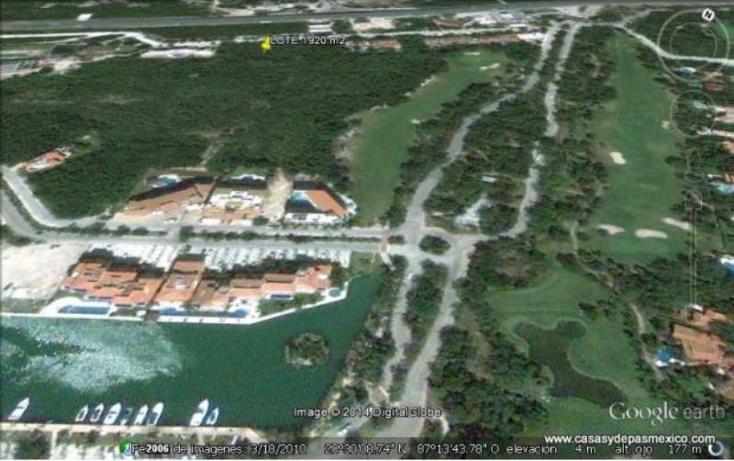 Foto de terreno habitacional en venta en  1, puerto aventuras, solidaridad, quintana roo, 552086 No. 05