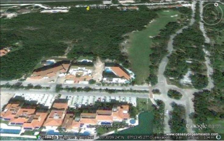 Foto de terreno habitacional en venta en  1, puerto aventuras, solidaridad, quintana roo, 552086 No. 06
