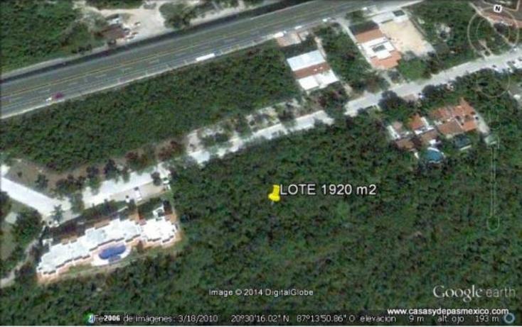 Foto de terreno habitacional en venta en  1, puerto aventuras, solidaridad, quintana roo, 552086 No. 07