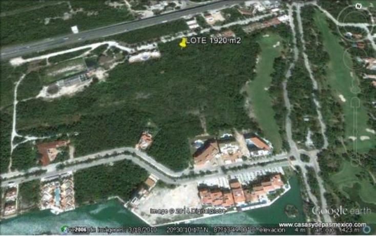 Foto de terreno habitacional en venta en  1, puerto aventuras, solidaridad, quintana roo, 552086 No. 08