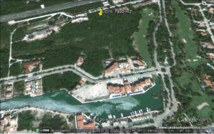 Foto de terreno habitacional en venta en  1, puerto aventuras, solidaridad, quintana roo, 552086 No. 09