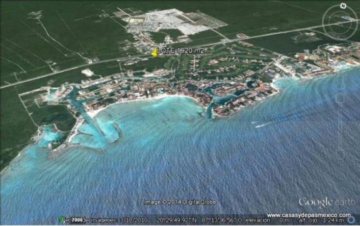Foto de terreno habitacional en venta en  1, puerto aventuras, solidaridad, quintana roo, 552086 No. 11
