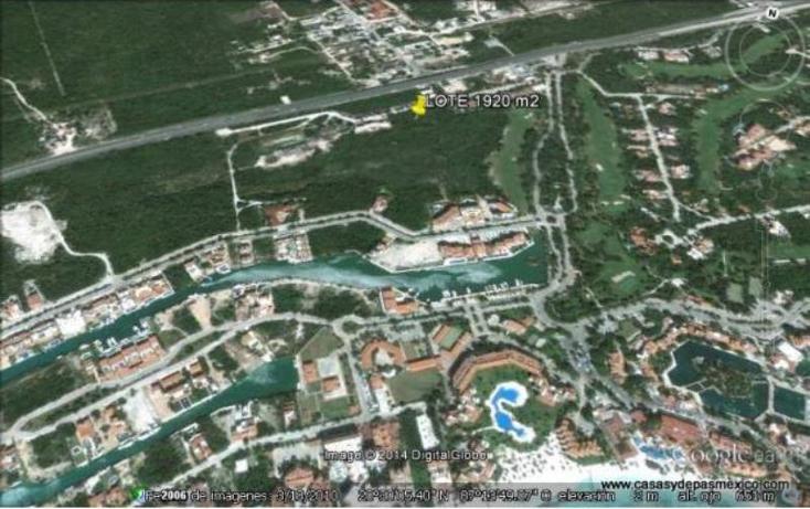 Foto de terreno habitacional en venta en  1, puerto aventuras, solidaridad, quintana roo, 552086 No. 12