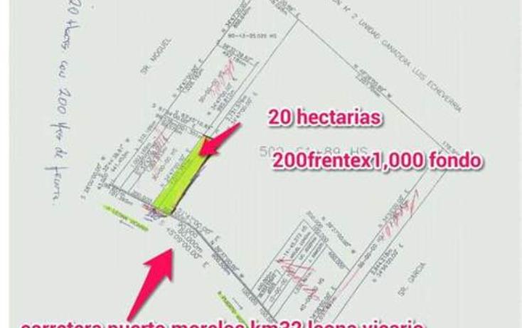 Foto de terreno comercial en venta en  1, puerto morelos, benito ju?rez, quintana roo, 378118 No. 07