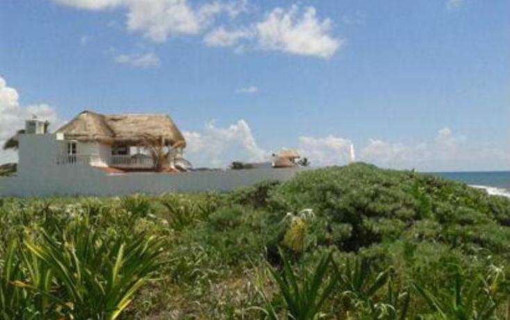Foto de terreno habitacional en venta en  1, puerto morelos, benito juárez, quintana roo, 480708 No. 01