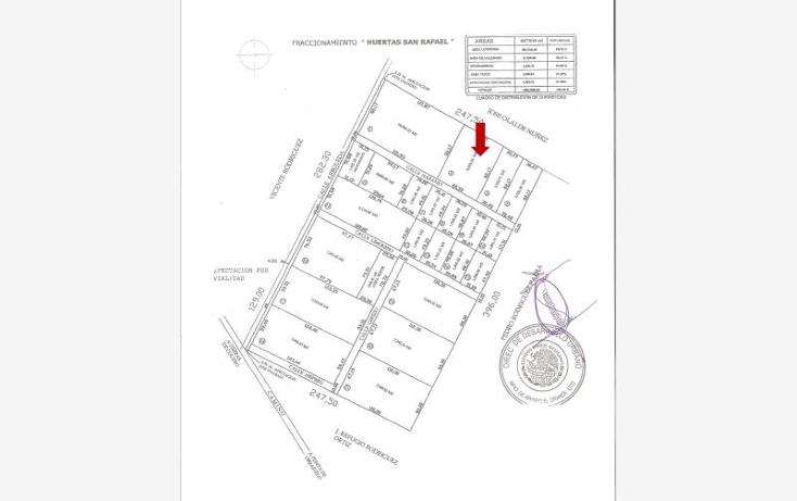 Foto de terreno habitacional en venta en  1, punta de obrajuelo, apaseo el grande, guanajuato, 1616980 No. 05