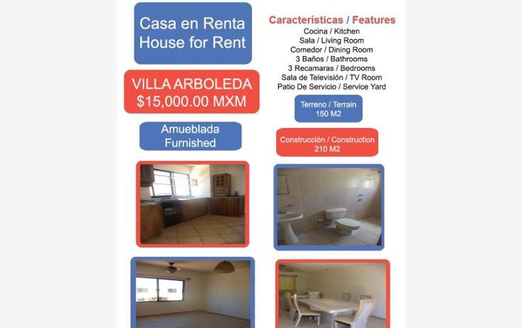 Foto de casa en renta en  1, quinta villas, irapuato, guanajuato, 1823812 No. 01