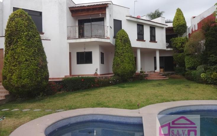 Foto de casa en venta en  1, real de tetela, cuernavaca, morelos, 835285 No. 01