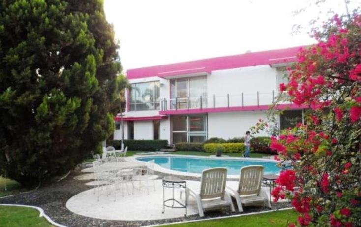 Foto de casa en venta en  1, reforma, cuernavaca, morelos, 1026895 No. 02